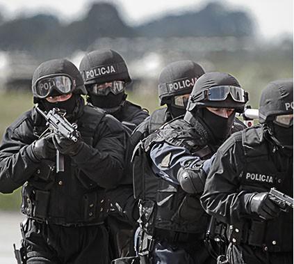 thumb Policja i Służby Więzienne